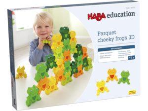 Borscutele indraznete - Joc de motricitate si echilibru - Haba Education