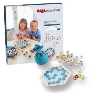 Gheata sclipitoare - joc educativ pentru copii de perceptie si strategie 9