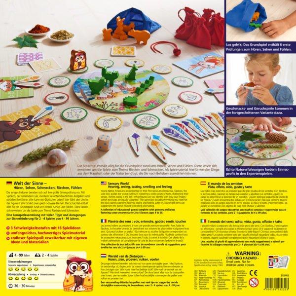 Lumea simturilor - joc senzorial copii - Haba Germania 6