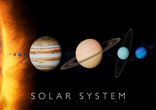 Multiverse - o experienta de Realitate Augmentata fantastica: sistemul solar in camera ta.