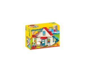 1.2.3 CASA FAMILIEI-Playmobil-1.2.3-PM70129
