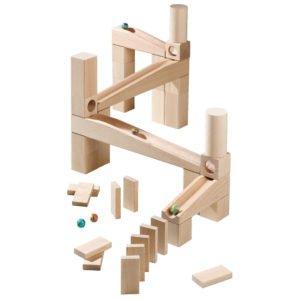 Circuit Labirint bile lemn - Primul meu labirint - Haba Germania