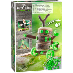 Terra Kids Connectors - Technik - Set bricolaj outdoor copii - Haba Terra Kids 5