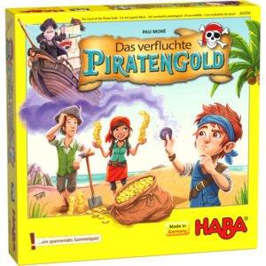 Aurul blestemat al Piratului