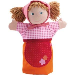 Gretel - Păpuşă de mână pentru teatrul de păpuşi