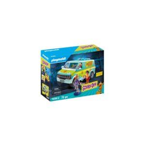 SCOOBY-DOO! MASINA MISTERELOR-Playmobil-Scooby Doo-PM70286