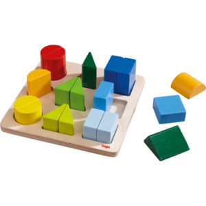 Set sortare forme si culori - Magia culorilor - Haba Germania
