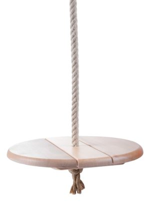 Swing Plate - Disc balansoar tavan - inclusiv sfoara de 3 metri - Sport Thieme Germania