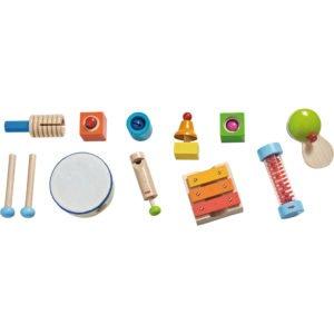 Set mini instrumente muzicale - HABA prin Didactopia by Evertoys