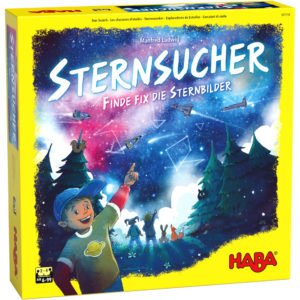 Caută stelele - Sternsucher - Joc cooperativ