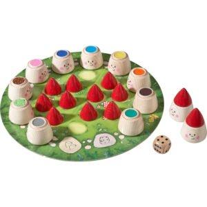 Spiriduşii din pădure - Joc senzorial şi pentru dezvoltarea memoriei - HABA Education prin didactopia