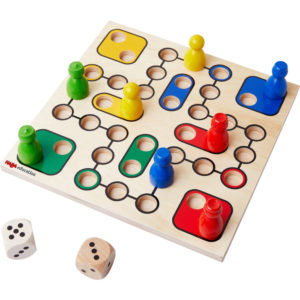 Supără-te Frate! - Jocul clasic în format nou, rapid şi tactil - HABA Education prin Didactopia