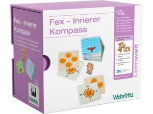 Fex - Busola internă - Joc de concentrare şi memorie. HABA prin Didactopia