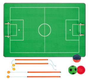 Fotbal pe covor - Fußballgolf - Soccergolf 1