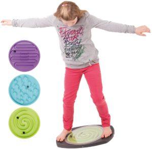 Labirinturi echilibru Balanco - Set 3x platforme echilibru - Balanco 4