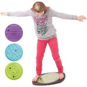 Labirinturi echilibru Balanco - Set 3x platforme echilibru - Balanco 8
