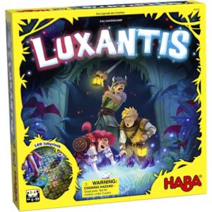 Luxantis - Joc cooperativ - Joc interactiv cu LED-uri HABA prin Didactopia
