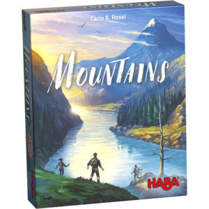 Mountains - Joc de memorie. HABA prin Didactopia 05