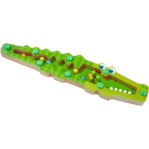 Rainmaker Crocodile - Joc dexteritate si echilibru. HABA prin Didactopia