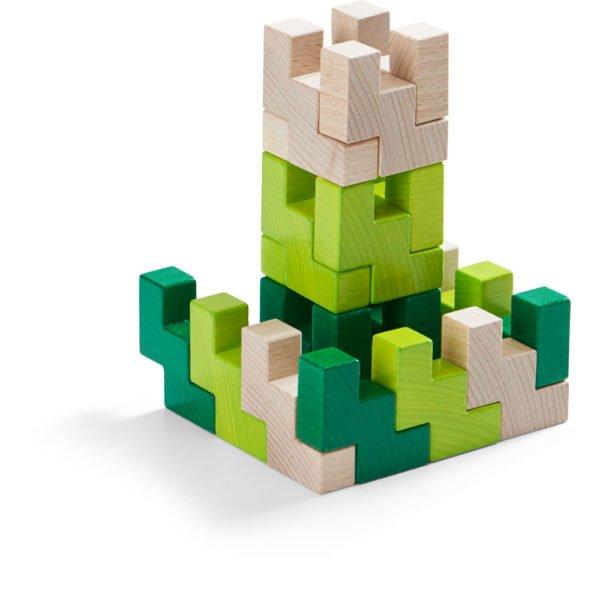 Set de constructie 3D - Joc de indemanare si dexteritate. HABA prin Didactopia 01