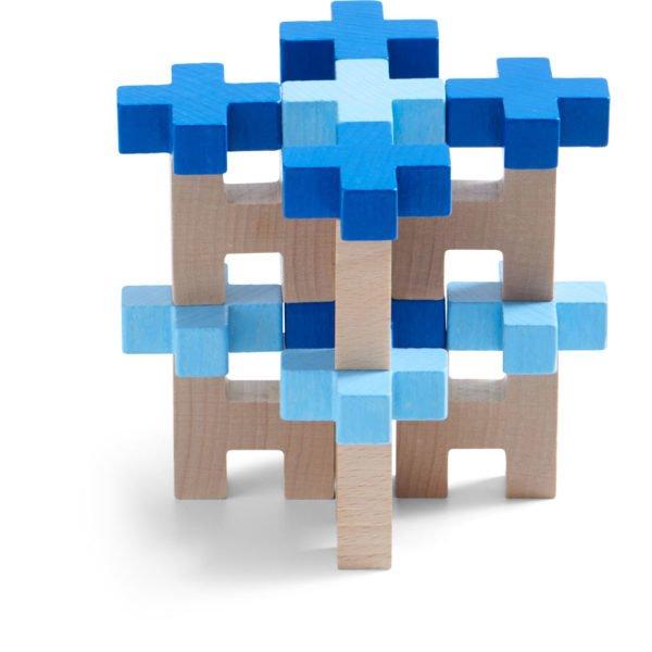 Set de constructie 3D - Joc de indemanare si dexteritate. HABA prin Didactopia 02
