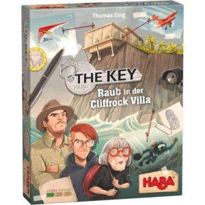 The Key – Jaf la Vila Cliffrock - Joc de deducție si concentrare. Haba in Didactopia