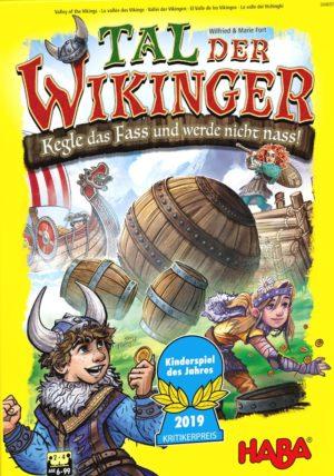 Valea Vikingilor - Tal der Wikinger - Joc de strategie - HABA in Didactopia