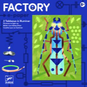 Atelier Artă, Stiință și Tehnologie - Insectarium - STEM . Djeco by Ddidactopia 1
