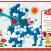 Atelier creativ - Cațeluși pufoși - Activități lucru manual - Djeco by Didactopia 1
