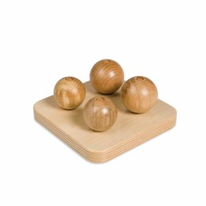 Balls On Small Pegs-produs original Nienhuis Montessori-prin Didactopia by Evertoys