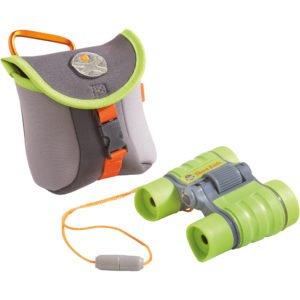 Binoclu inclusiv geanta - Drumetie si explorare - Activitati outdoor copii - Haba Terra Kids 2