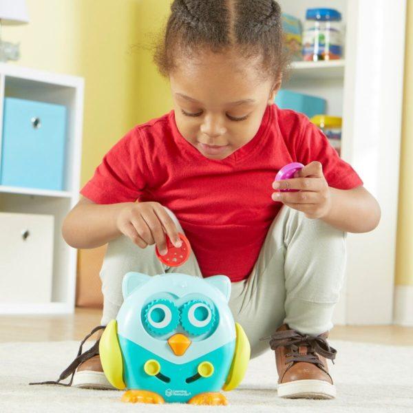 Bufnița cea isteață - Jucărie interactivă - Learning Resources 2