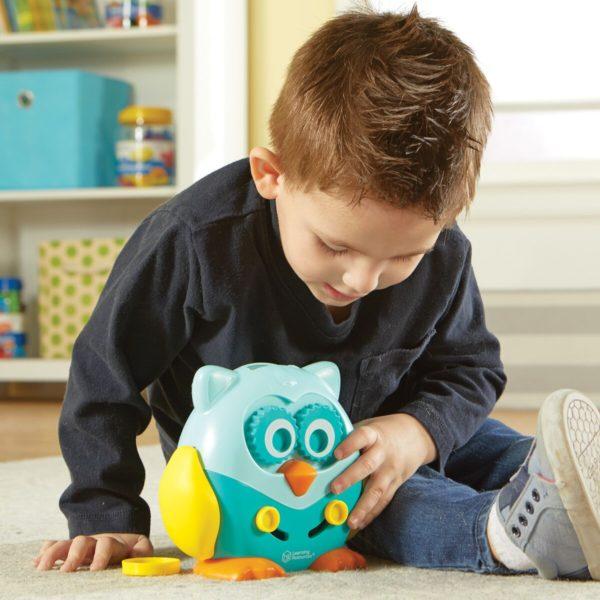 Bufnița cea isteață - Jucărie interactivă - Learning Resources 3