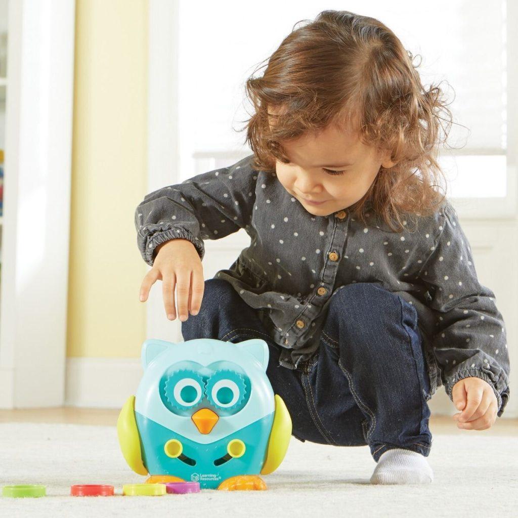 Bufnița cea isteață - Jucărie interactivă - Learning Resources 4