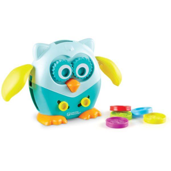 Bufnița cea isteață - Jucărie interactivă - Learning Resources 5