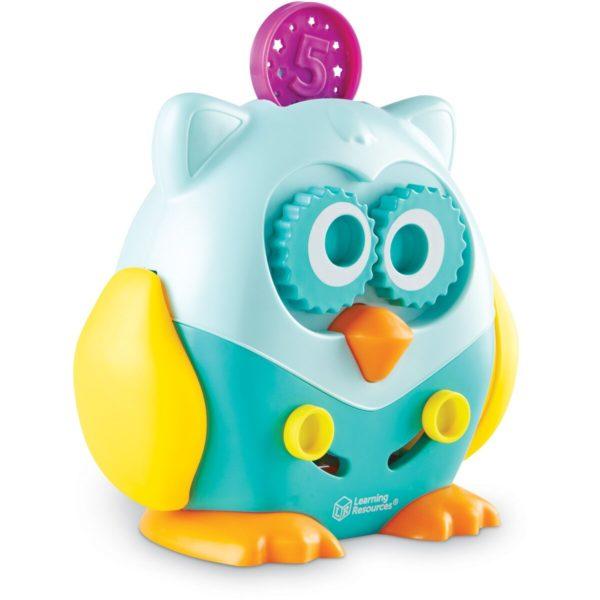 Bufnița cea isteață - Jucărie interactivă - Learning Resources 6