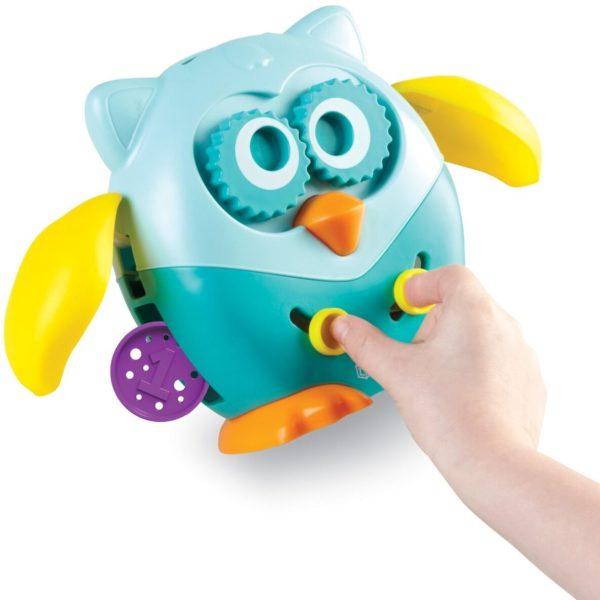 Bufnița cea isteață - Jucărie interactivă - Learning Resources 7
