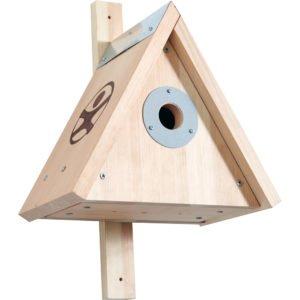 Căsuţă pentru păsări - Set bricolaj lemn - Activităţi outdoor copii Terra Kids HABA prin Didactopia