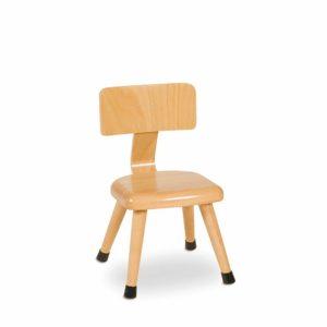 Chair U3: White-produs original Nienhuis Montessori-prin Didactopia by Evertoys