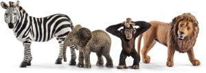 Colectie Wild Life Starter Set - Animale din Africa - figurine Schleich 2