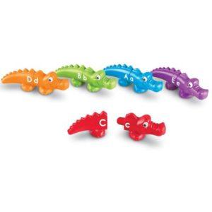 Crocodili cu litere - Joc educativ - Learning Resources 3