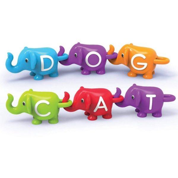 Elefănței cu litere - Joc educativ - Learning Resources 1