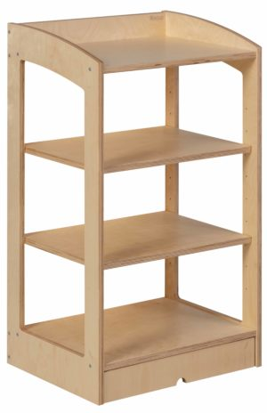 Geometry / Biology Cabinet: Open Back (93 cm)-produs original Nienhuis Montessori-prin Didactopia by Evertoys