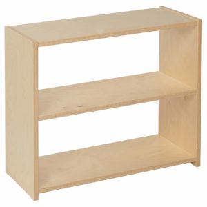 Infant / Toddler Shelf: 2-Tier-produs original Nienhuis Montessori-prin Didactopia by Evertoys