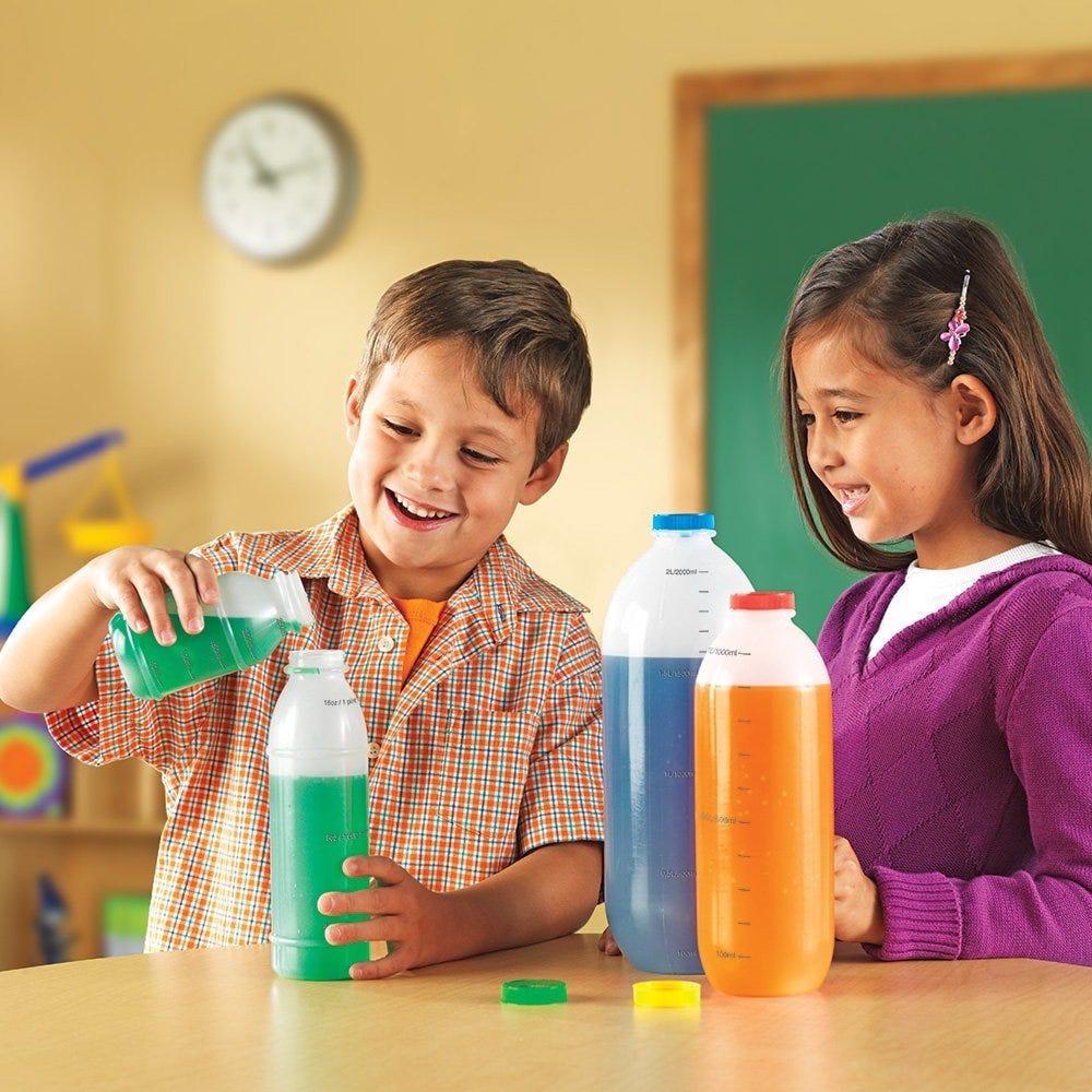 Set de sticle pentru masurat lichide - Learning Resources 1