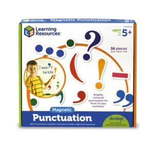 Set magnetic - Semne de punctuație - Learning Resources 1