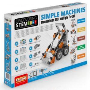 Engino Discovering STEM - Masinarii simple - Multiplicarea fortei
