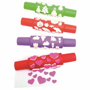 Paint roller - With pattern-Educo-prin Didactopia by Evertoys