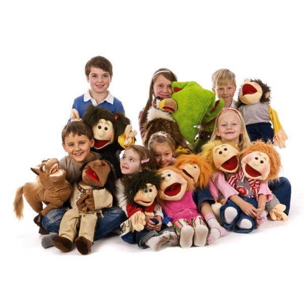 Pernuta Magica - Living Puppets