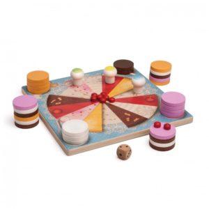 Cake Tower - Joc de strategie si stivuire - Erzi Germania 1